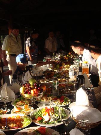 Tiraspol, Moldova: Dinner