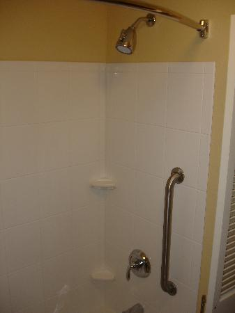 TownePlace Suites Columbus: Tub