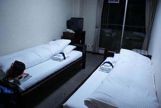 Econo-Inn Kyoto: The room