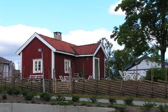 Best Western Arlanda Hotellby: Summer cottage at hotel