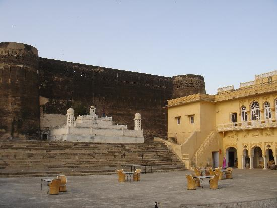 Kishangarh, India: Roopangarh Fort