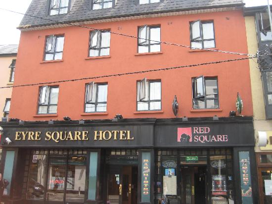 Eyre Square Hotel Exterior Of