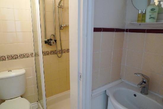 Avondale Guest House: The en suite bathroom