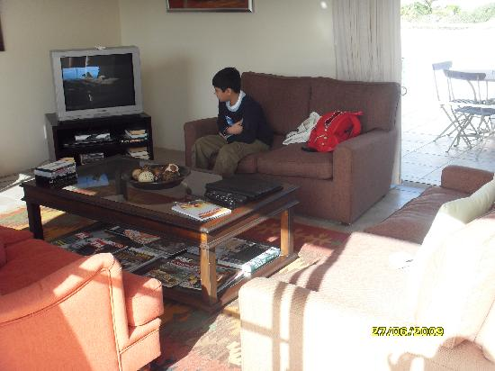 Anlin Beach House: Kids loved the place...