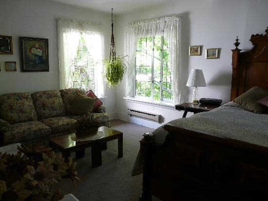 """Bed and Breakfast on Capitol Hill: Zimmer """"Rose"""""""