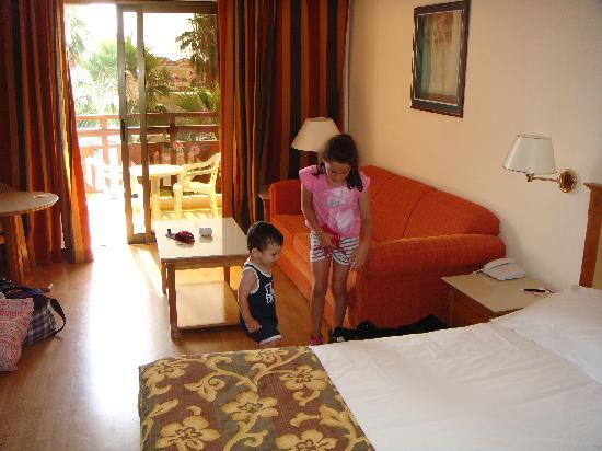 Atlantica Aeneas Hotel: luxury superior room