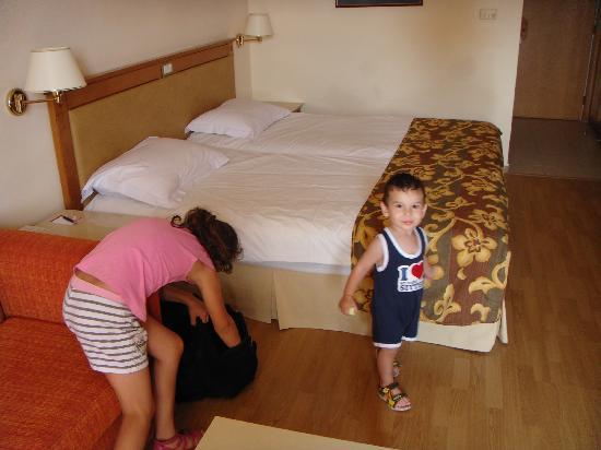 Atlantica Aeneas Hotel: our room