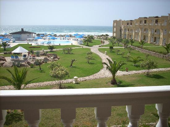 Cap-Bon Kelibia Beach Hotel & Spa: Parco piscine