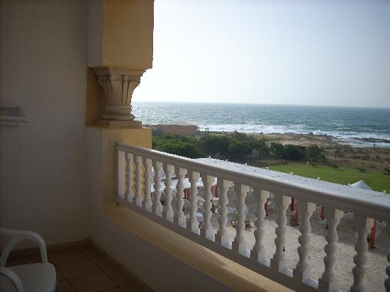 Cap-Bon Kelibia Beach Hotel & Spa: Terrazzino della camera