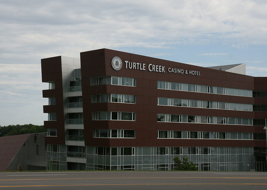 Williamsburg, MI: Hotel at Turtle Creek Casino
