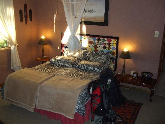 Corona Guest Farm: zebra suite