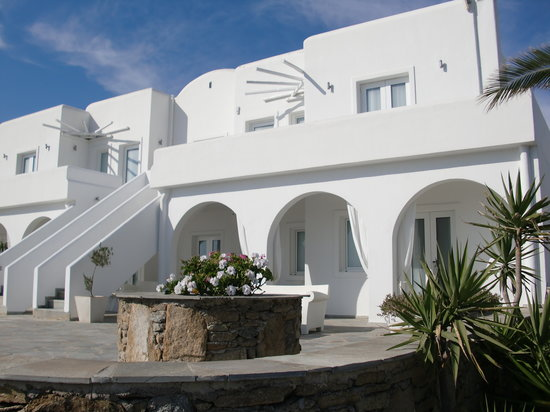 Photo of Geranium Residence Mykonos