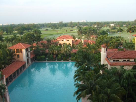 The Biltmore Hotel Miami Coral Gables: Blick vom Zimmer