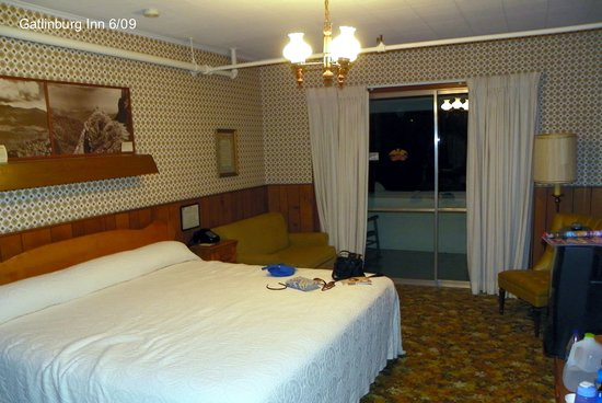 Gatlinburg Inn: Guestroom