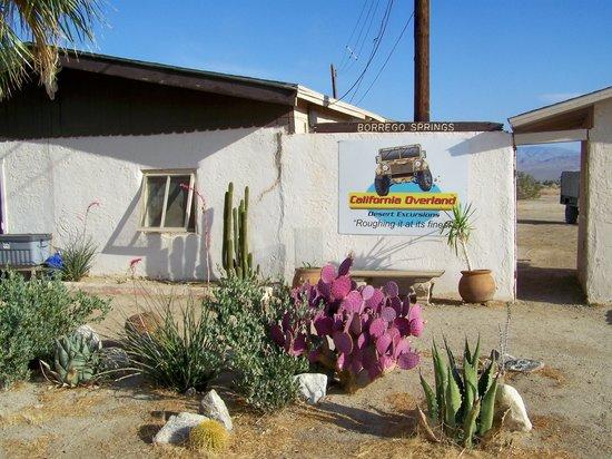 California Overland Desert Excursions: California Overland