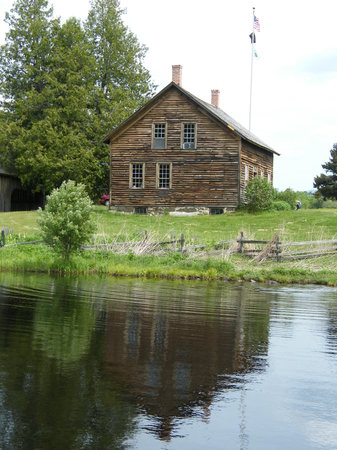 Lake Placid, État de New York : John Brown Farm State Historic Site