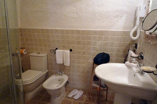 Capitolo, Italien: Il bagno..
