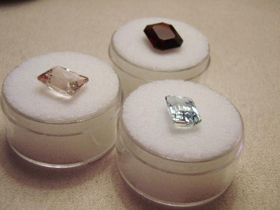 cut gems from gem mountain