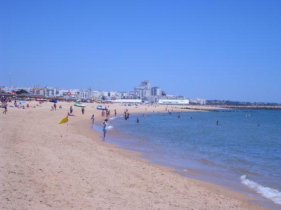 Vila Gale Ampalius: The beach