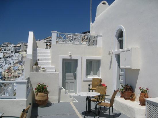 Hotel Keti: Balcony