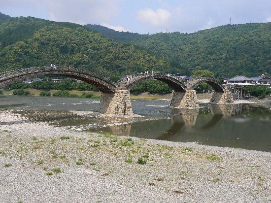 Pont de Kintaikyo : Kintaikyo Bridge
