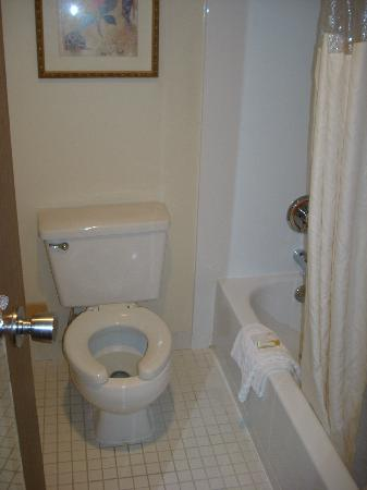 La Quinta Inn & Suites Jackson: Bathroom
