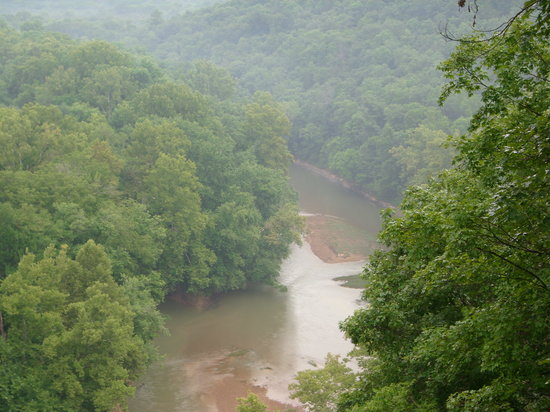 Mammoth Cave National Park, KY: Scenic Overlook