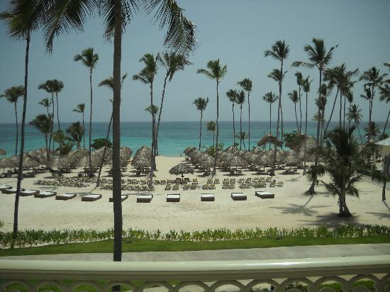 Iberostar Grand Hotel Bavaro: view from the spa