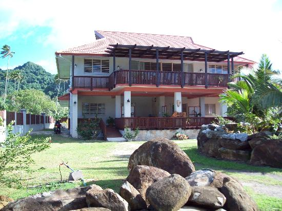 Aito Apartments Muri: Owner's residence above 2 apartments