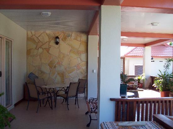 Aito Apartments Muri: Alfresco area