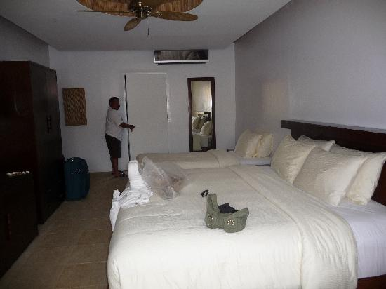 Ambassador in Paradise Resort: Our Room