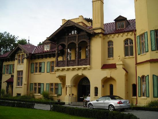 Hotel Schloss Hubertushöhe: Room witth Balcony
