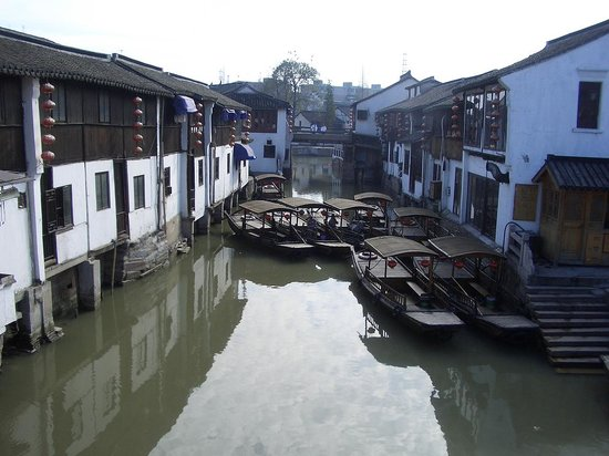 Shanghai, China: Zhujiajiao