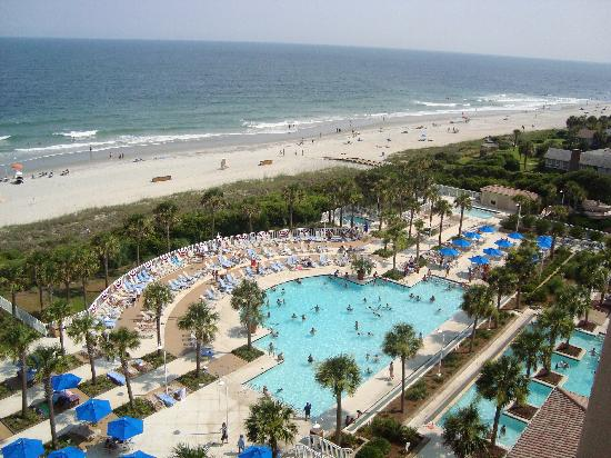 Marriott Grande Dunes Hotel Myrtle Beach Sc