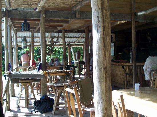 Jungle River Lodge: Interior 2