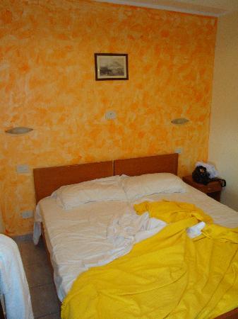 Hotel Nobile: Unser Zimmer