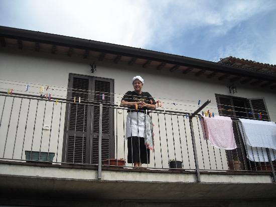 Agriturismo Casa del Vento: Franca