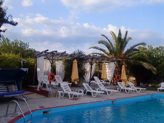 Aquarius Hotel : The pool