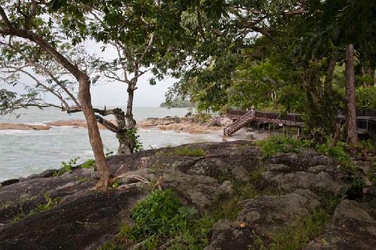 Century Langkawi Beach Resort: lovely environment