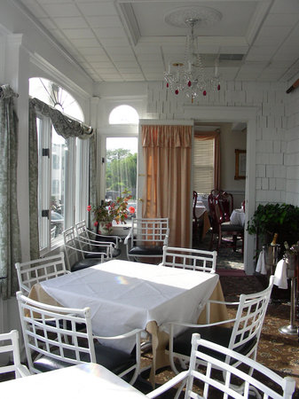 Union Park Dining Room : Indoor Dining Area
