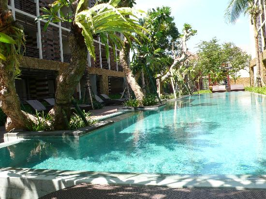 The Haven Bali: main pool