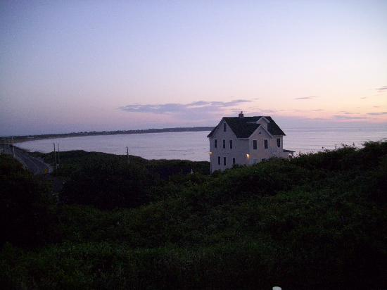 The Gothic Inn: View from the Gothic
