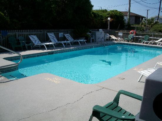 Kure Beach, Kuzey Carolina: Check out the pool