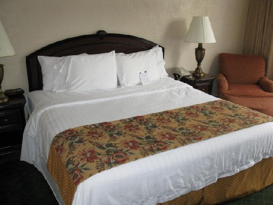 Fairfield Inn by Marriott Bangor: Bedroom - King Bed