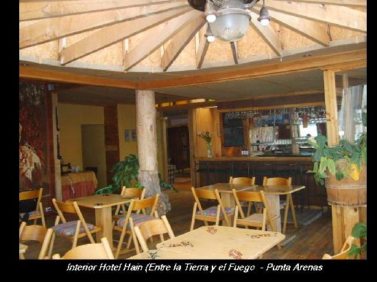 Vista del Restaurante del Hotel Hain