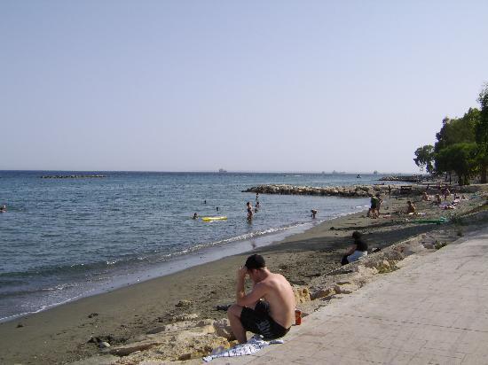 Atlantica Oasis Hotel: near by beach