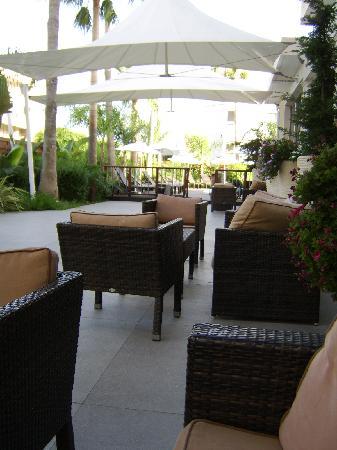 Atlantica Oasis Hotel: zeta bar