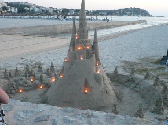 Hotel playa santa ponsa mallorca opiniones comparaci n for Aparthotel d or jardin de playa santa ponsa