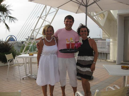 Gabicce Mare, Italie : Aperitivo 2