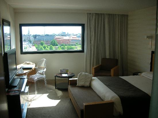 Crowne Plaza Lille : Room 608